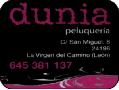 Dunia Peluquera